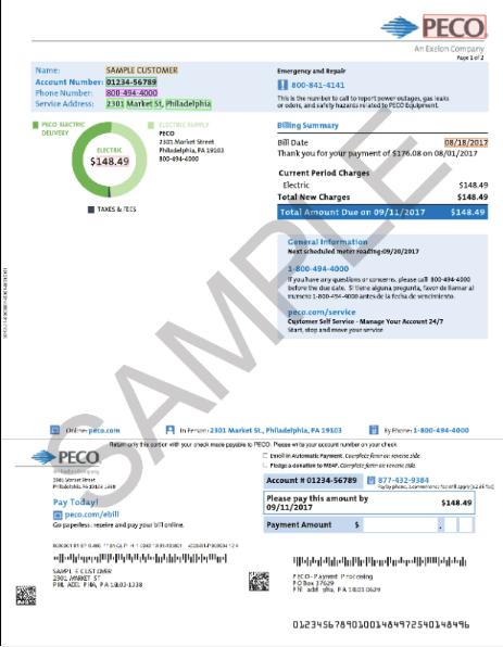 Electricity Bill OCR API