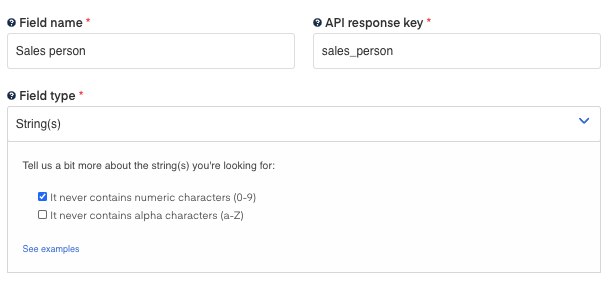 Sales Person field for Delivery Note OCR